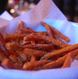 Sweet Potato Fries in Ocean City