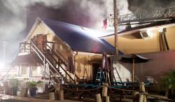 DEFECTIVE CIRCUIT BLAMED FOR BLAZE AT WATERMAN'S