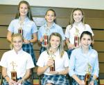 WPS TEENS EARN SOCCER, FIELD HOCKEY AWARDS