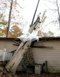 HURRICANE CLEANUP CONTINUES
