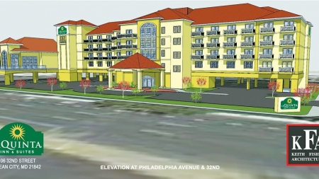 LA QUINTA TO REPLACE AGING 33RD ST. MOTEL