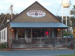 """Everything the """"Cracker Barrel"""" tries to be Barbely's Restaurant is and more!"""