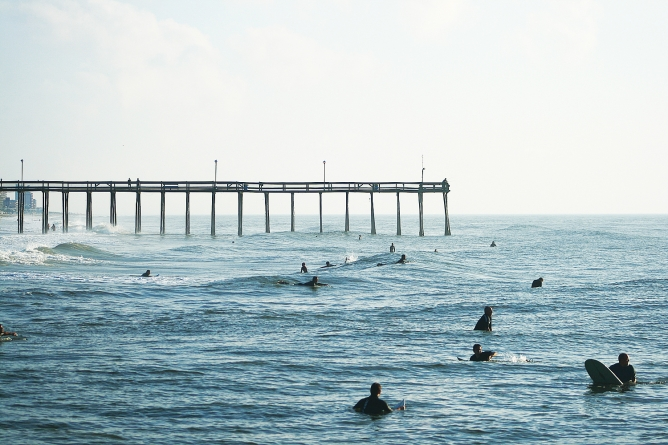 Season's poor waves temper need for new surf beach agreement