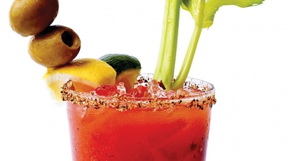 It's a battle for the 'Best Bloody Mary'