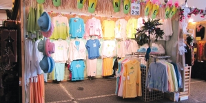 Crafters, artists, food vendors to fill three tents, midway section