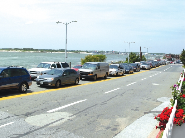 Ocean City prepares for  July 4 parking switch at inlet lot