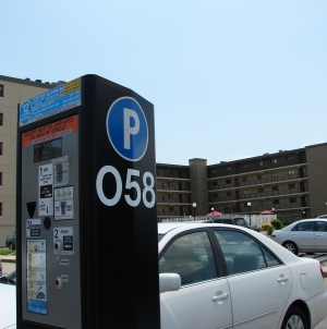 Pay by Plate system will make Ocean City parking a little different this year