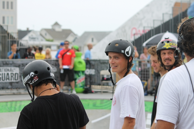 Complete Athlete Invitation List for the Dew Tour Ocean City, June 20 – 23rd, 2013