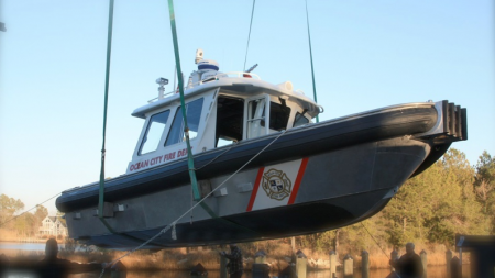 New Fire Boat Will Revolutionize Rescues on the Water