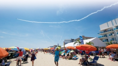 Traffic Delays Expected During Air Show Event