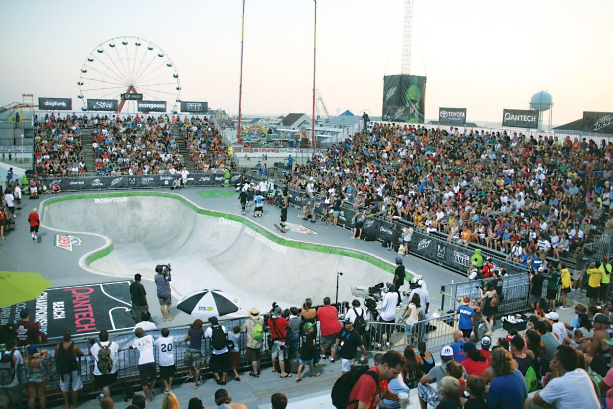 Dew Tour Proposing June 26 29 Dates For Next Year S