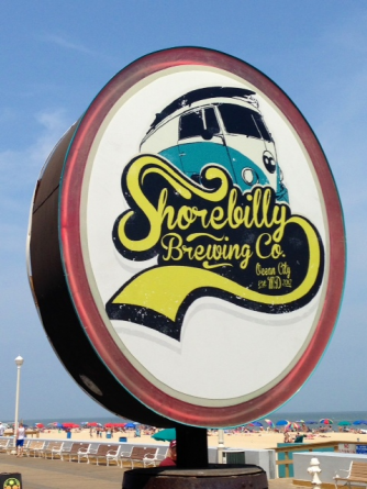 Backshore Brewing Company Serves Up Local Beer and Lifestyle on the Boardwalk
