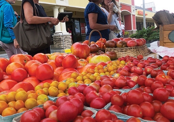 West OC Farmers' Market well received by vendors, shoppers