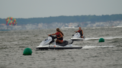 Jet Skiing Remains King of Ocean City Watersports