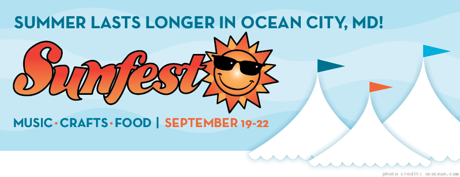 Sunfest 2013: Ocean City's Most Popular Festival Returns for 39th Year