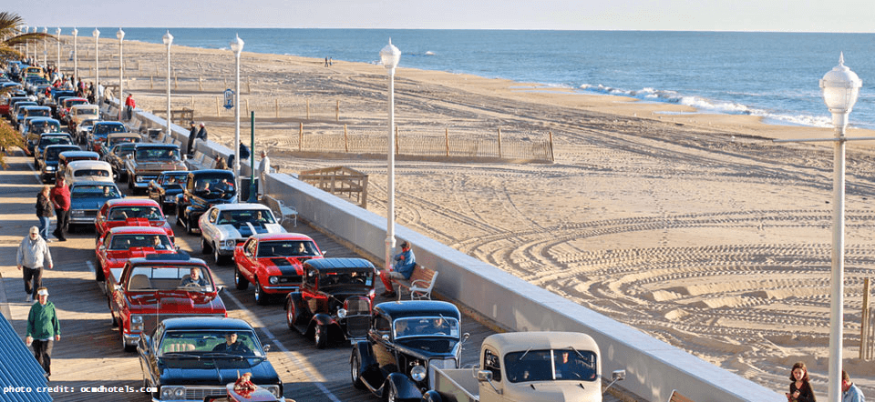 Ocean City Maryland Car Show October