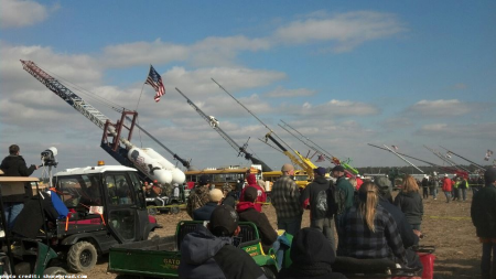 Chunk It: World Famous Punkin Chunkin is Back
