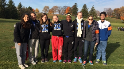 Seahawks compete in 3A Maryland XC meet last Saturday