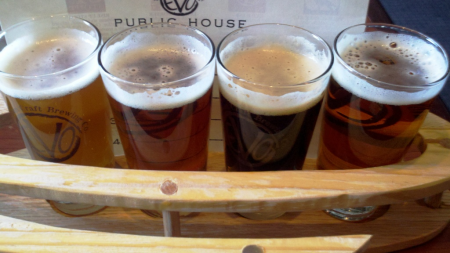 Now on Tap: Evolution Releases Winter Seasonal Beers; Fall Menu