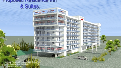 Hotel proposed for 61st St. land