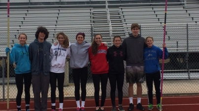 Nine track athletes to compete in state meet