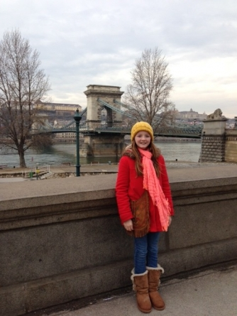 Worcester Prep student filming movie in Budapest