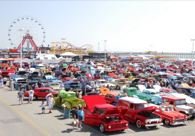 Car Shows In Maryland Ocean City