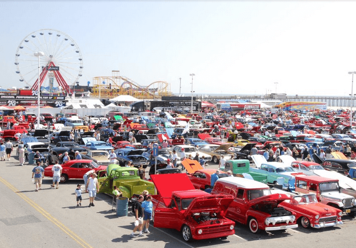 Cruisin Ocean City Returns To Ocmd May 15 18 Oceancity Com