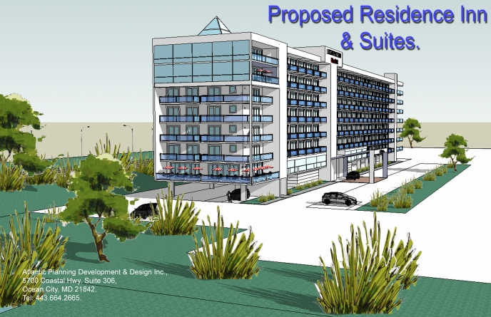 Route 90 Marriott clears OC Planning Commission