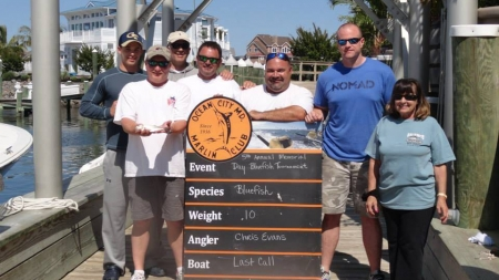 OCMC bluefish tournament to benefit Kratz foundation