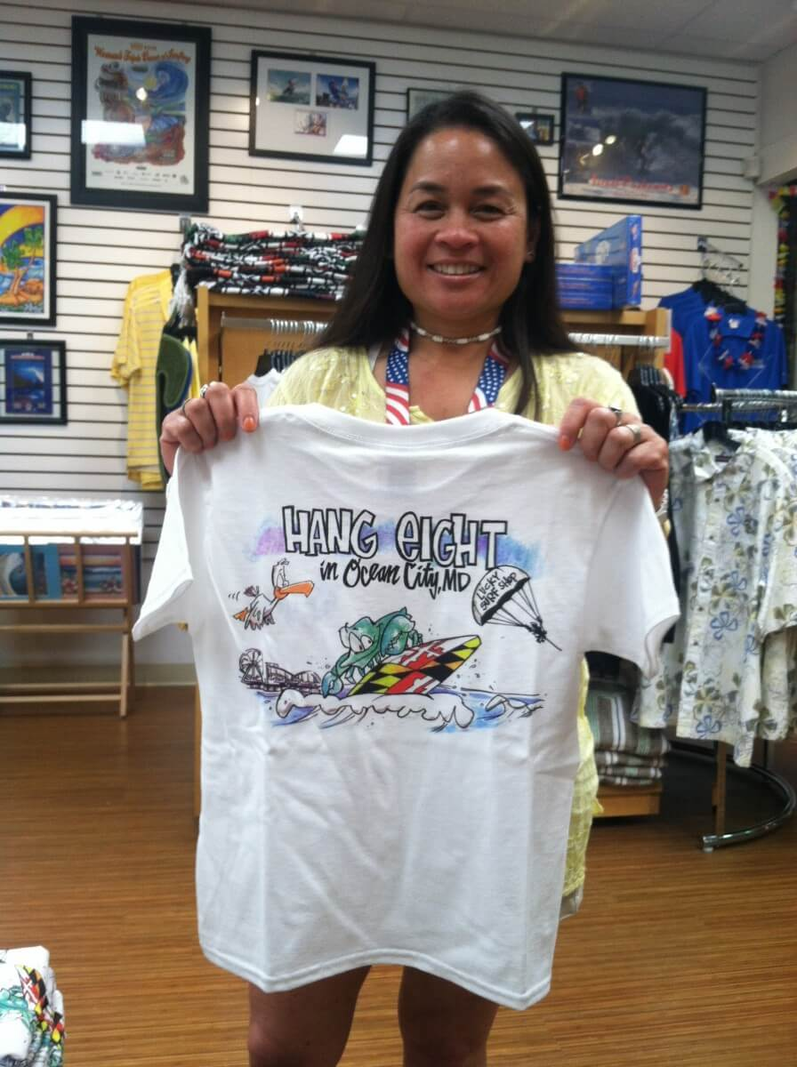 Language In 45 And 47 Stella Street: Surf Shop Thrives In Unlikely Spot