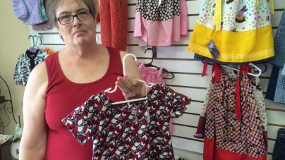Precious' Boutique in WOC features handmade items