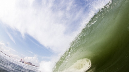 Small wave forecast