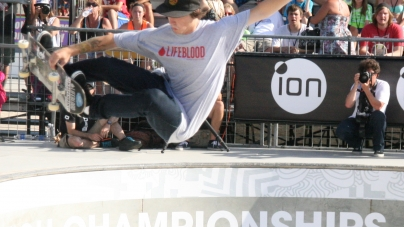 New competition courses make OC Dew Tour debut