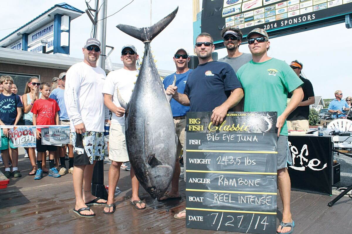 First big fish classic well received for Big fish classic