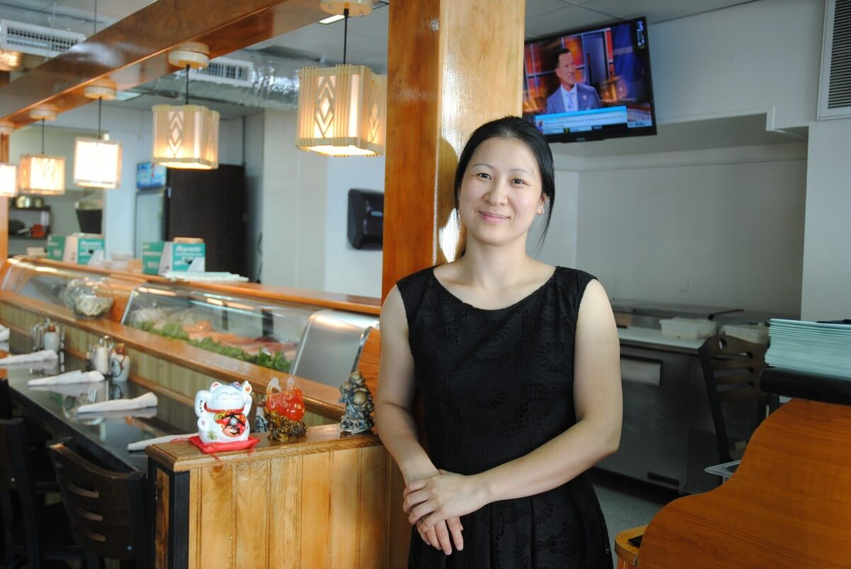 Tai ji sushi opens on baltimore ave in downtown oc for Asian cuisine ocean pines