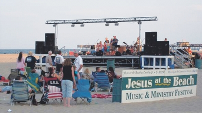 Music and ministry festival in OC