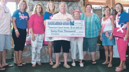Poor Girls Open draws 453 anglers