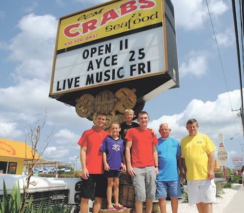 OCM Crabs on 71st Street, a work of brothers