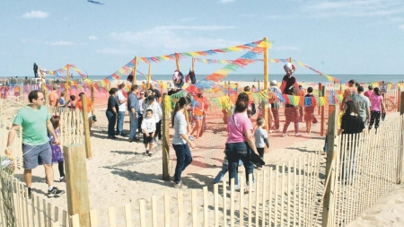 O.C.Toberfest continues with beach maze, pumpkin races