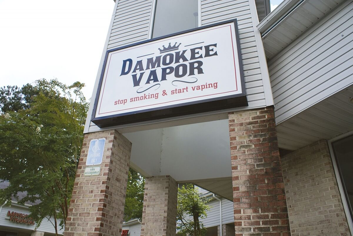 Electronic cigarette safety Canada