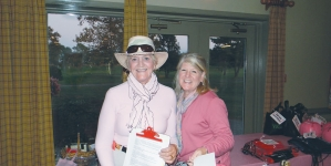 'Festive' Pink Ribbon Golf Classic, Oct. 24