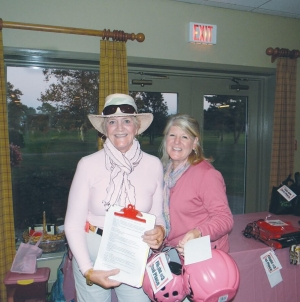 Pink Ribbon Golf Classic kicks off at 10:30 a.m. today