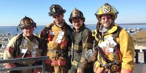 Fallen firefighters to be honored during climb