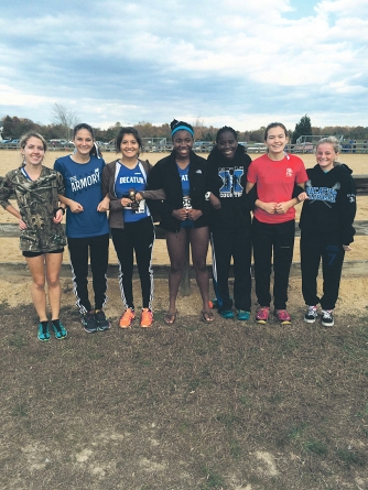 Eight Decatur XC runners headed to states