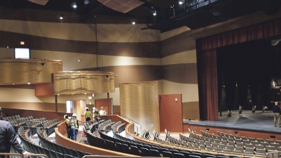 Annual 'Open House' event moved to new performing arts center