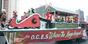 Ocean City's 32nd annual Christmas parade, Saturday