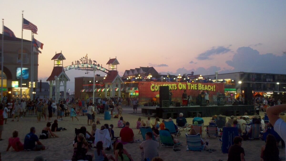Free Activities In Ocean City Oceancity Com