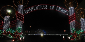 Winterfest, movies and meteor showers