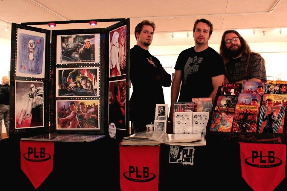 PLB Comics to be featured during Berlin 2nd Friday - OceanCity.com